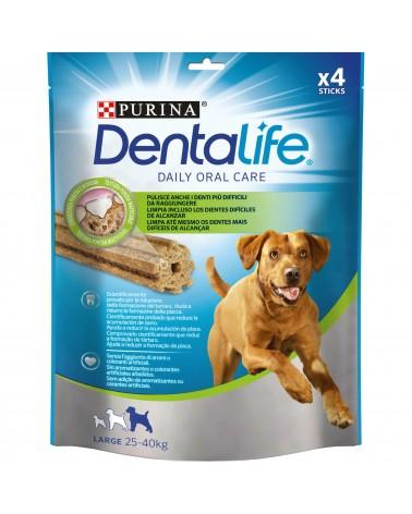 Dentalife Stick Cani 25-40 Kg da 426g x 4 Pezzi