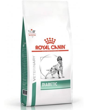Royal Canin Cani Veterinary Diabetic crocchette con Pollo 1,5 Kg