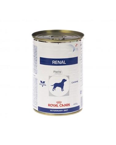 Royal Canin Cane Veterinary Renal umido con Pollo 410 Gr