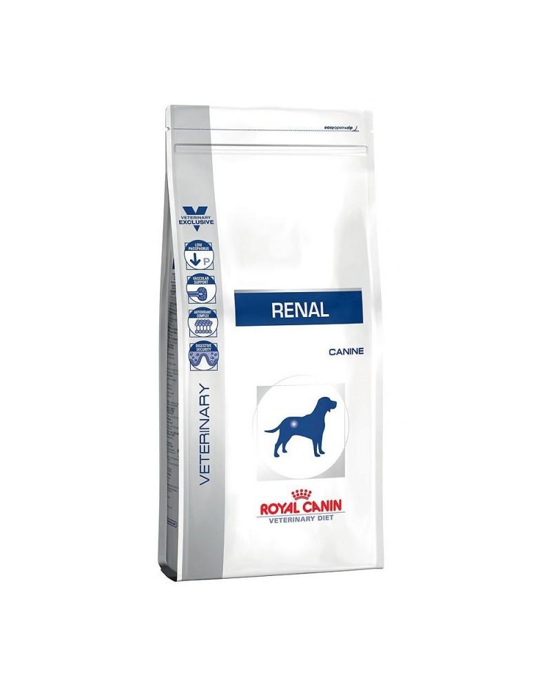 Royal Canin Cane Veterinary Renal crocchette con Pollo 2 Kg
