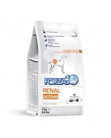 Forza10 Cane Renal Active crocchette con Pesce 4 Kg