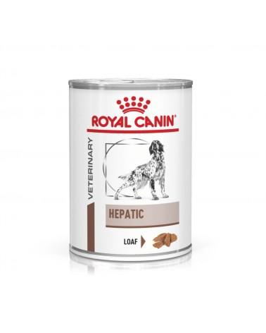 Royal Canin Cani Veterinary Hepatic umido patè di Pollo 420 Gr
