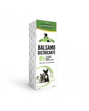 Retinol Complex Balsamo districante per il pelo del cane e gatto 200 Ml