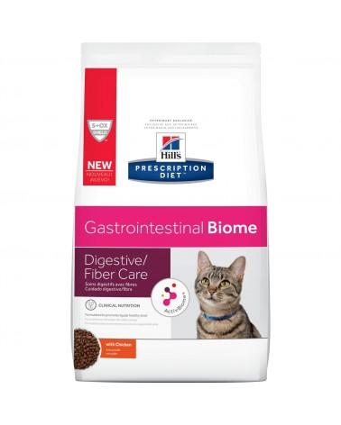 Hill's Prescription Diet Gastrointestinal Biome Crocchette per Gatti al Pollo 1,5 Kg