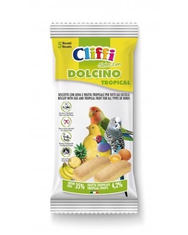 Chilli Dolcino Tropical con uova e frutta per uccelli