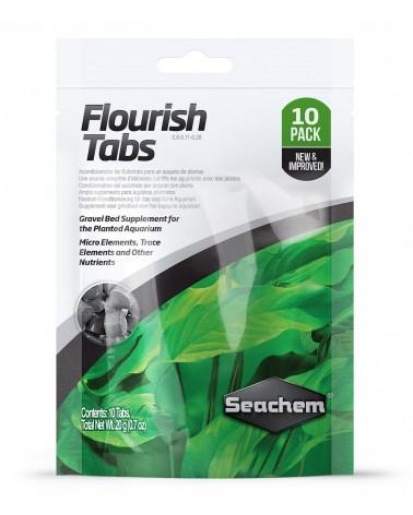 Seachem Flourish Tabs 10 compresse