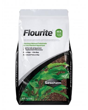Seachem Flourite Substrato naturale