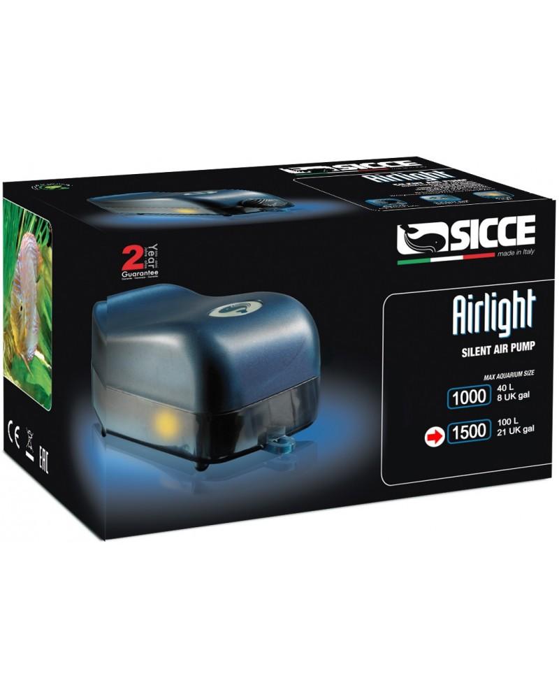 Sicce Airlight 1000 silent air pump
