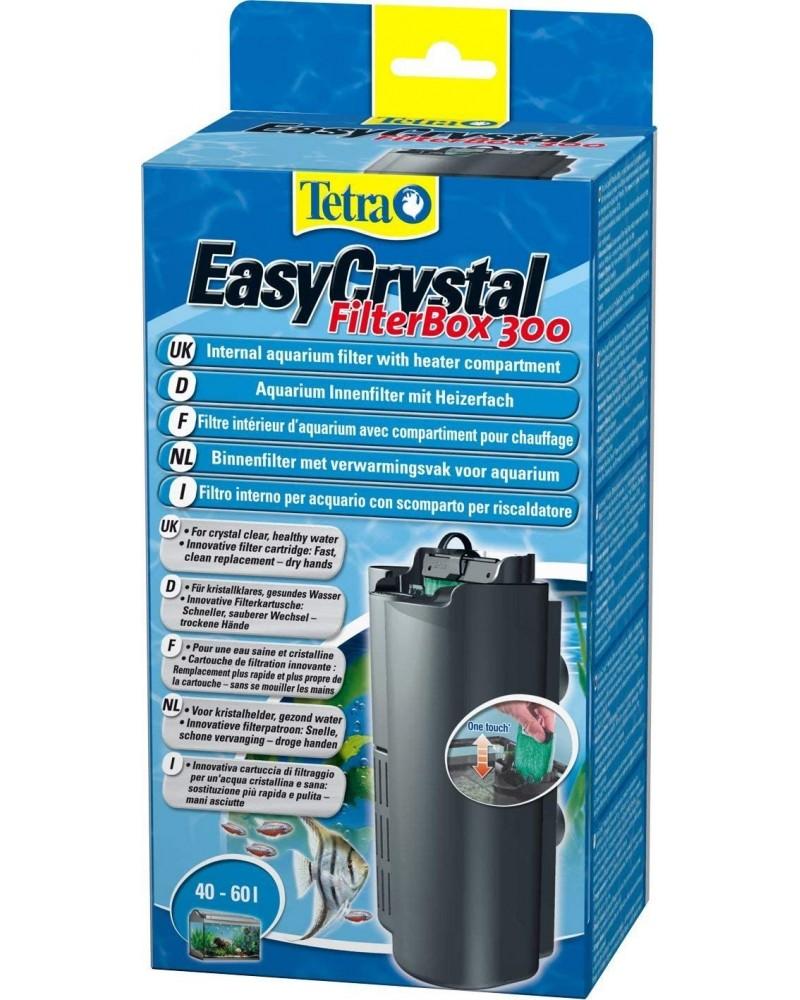 Filtro interno per acquari Tetra EasyCrystal 300