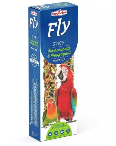 Fly Stick Fruit Mix per Parrocchetti e pappagalli