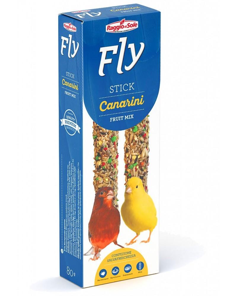 Fly Stick Uova e miele per Canarini