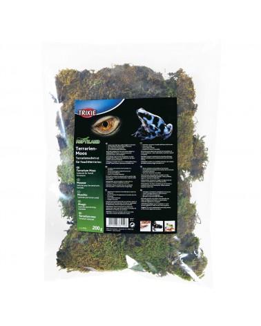 Trixie Terrarium-Moss muschio per terrari umidi