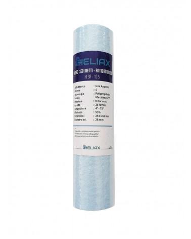 Filtro sedimenti antibatterico Proteus ricambio per impianto osmosi