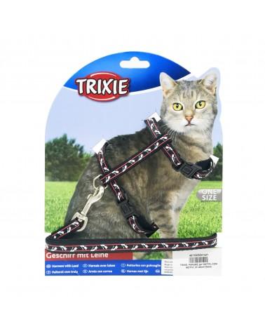 Trixie Pettorina con guinzaglio per gatti