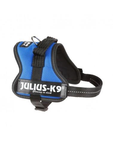Julius K-9 Powerharness Pettorina Mini-mini blu