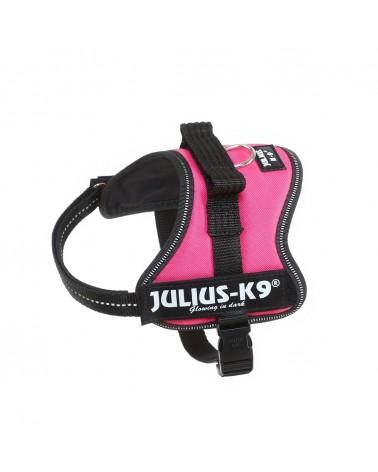 Julius K-9 Powerharness Pettorina Mini-mini fucsia