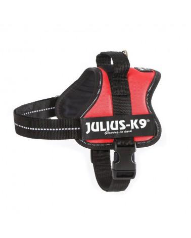 Julius K-9 Powerharness Pettorina Mini rossa