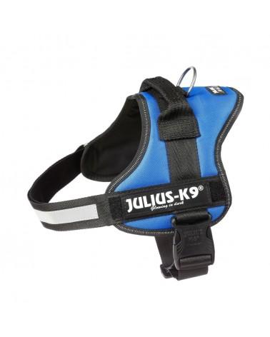 Julius K-9 Powerharness Pettorina M-L blu