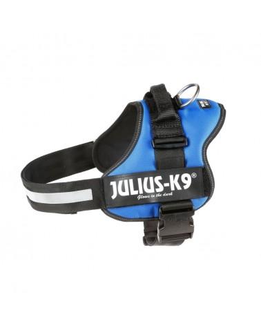 Julius K-9 Powerharness Pettorina L blu