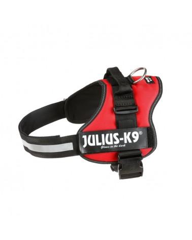 Julius K-9 Powerharness Pettorina L rosso