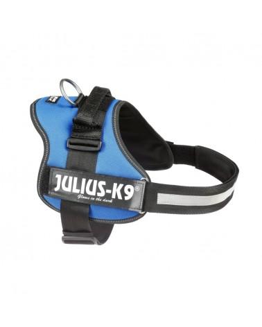 Julius K-9 Powerharness Pettorina L-XL blu