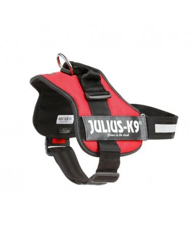 Julius K-9 Powerharness Pettorina L-XL rosso