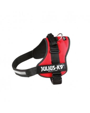 Julius K-9 Powerharness Pettorina XL rosso
