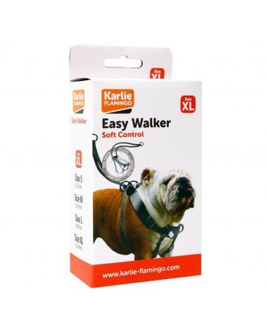 Karlie Easy Walker Soft Control pettorina con guinzaglio XL