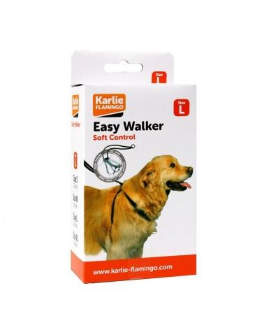 Karlie Easy Walker Soft Control pettorina con guinzaglio L