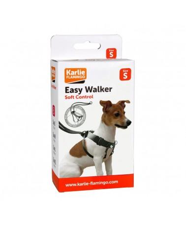 Karlie Easy Walker Soft Control pettorina con guinzaglio S