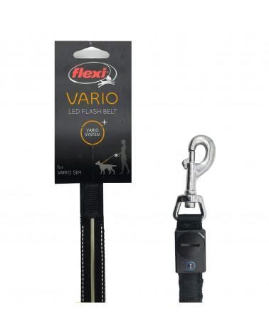 Vario Led Flash Belt guinzaglio luminoso S/M 50 cm