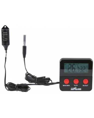 Trixie Termoigrometro digitale con sensore