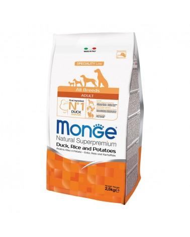 Monge All Breeds Adult Anatra, Riso e Patate
