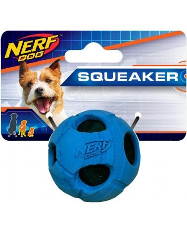 Nerf Dog Squeaker Palla con squittio S