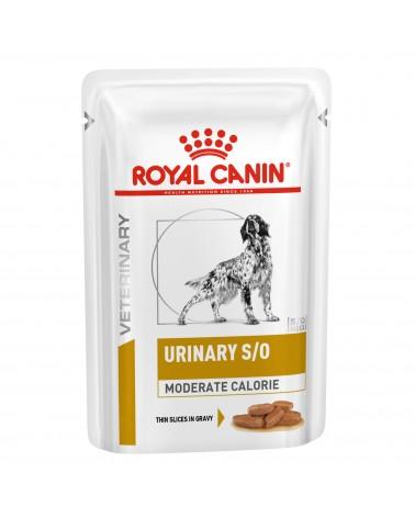 Royal Canin Cane Veterinary Urinary S/O Moderate Calorie Umido 100 Gr