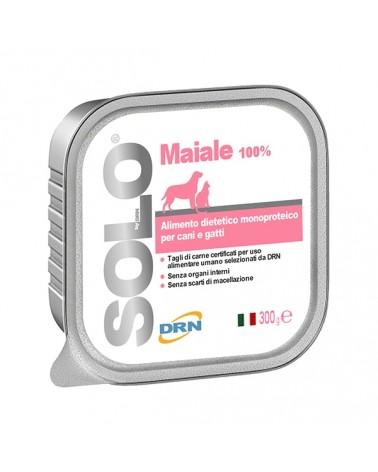 DRN Cane e Gatto Monoproteico Solo Maiale 100 Gr