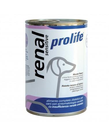 Prolife Cani Veterinary Formula Renal Sensitive Umido con Maiale 400 Gr