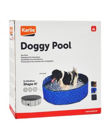 Karlie Doggy Pool piscina Flamingo 120x30 cm