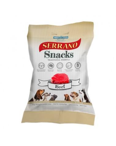 Snack Serrano Traditional formula con Manzo 100 Gr