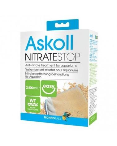 Askoll Nitrate Stop resina per filtri acquari 2X100lm