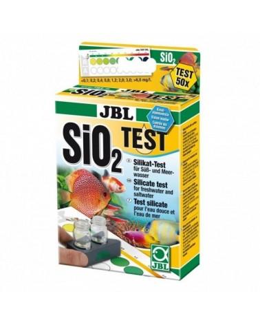 JBL SiO2 test dei silicati