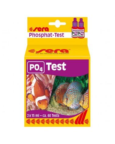 Sera Test Ammoniaca NH4/NH3 acqua dolce e marina
