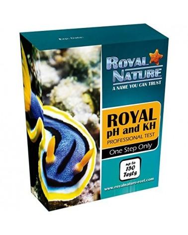 Royal Nature test PH/KH acqua marina