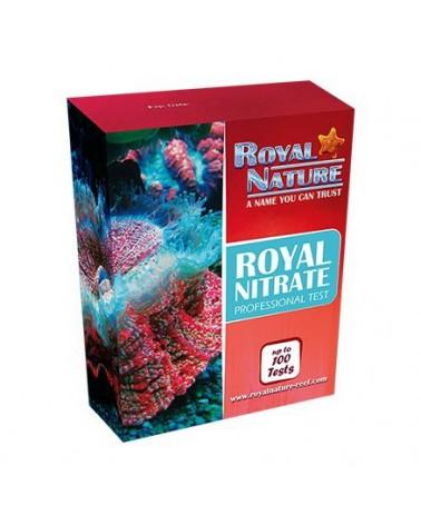 Royal Nature test Nitrati NO3 acqua dolce e marina