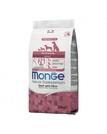 All Breeds Adult Monoproteico Manzo con Riso