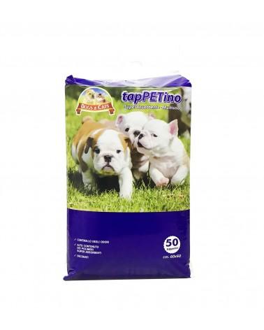 Dogs & Cats Tappetini super assorbente multiuso 50pz 60x60 cm