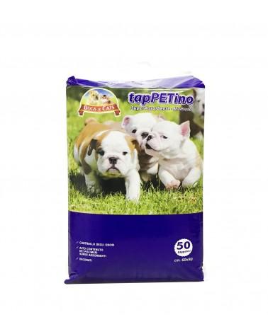 Dogs & Cats Tappetini super assorbente multiuso 50pz 60x90 cm