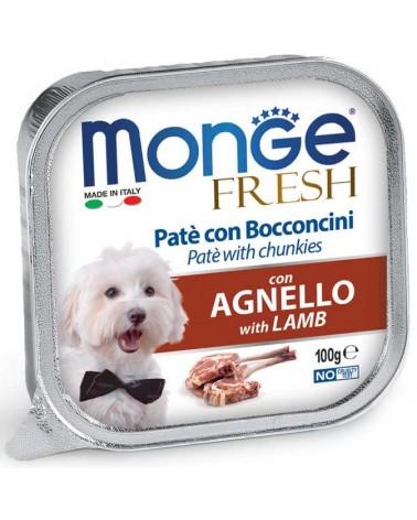 Monge Fresh Paté e Bocconcini di Agnello 100 Gr