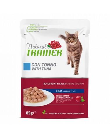 Natural Trainer per gatti con Tonno 85 Gr
