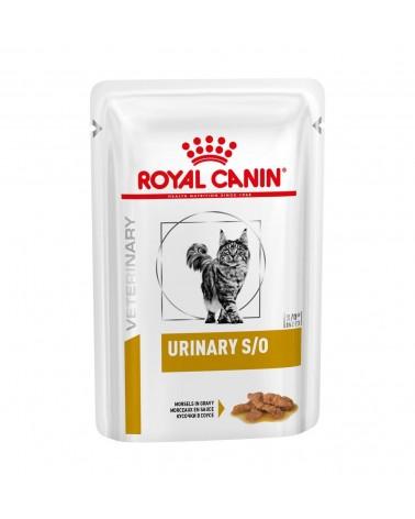 Royal Canin Veterinary Gatti Urinary S/O umido con Pollo in Salsa 85 Gr